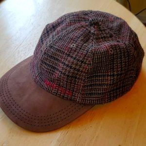 Nautica Tweed baseball cap adjustable